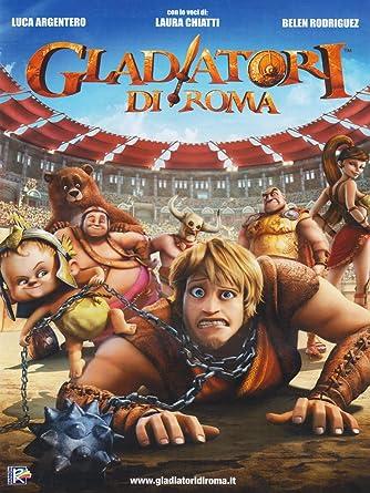 Gladiatori di roma amazon cartoni animati film e tv