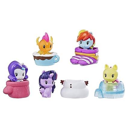 Amazon com: My Little Pony Toy Cutie Mark Crew Series 4 Surprise