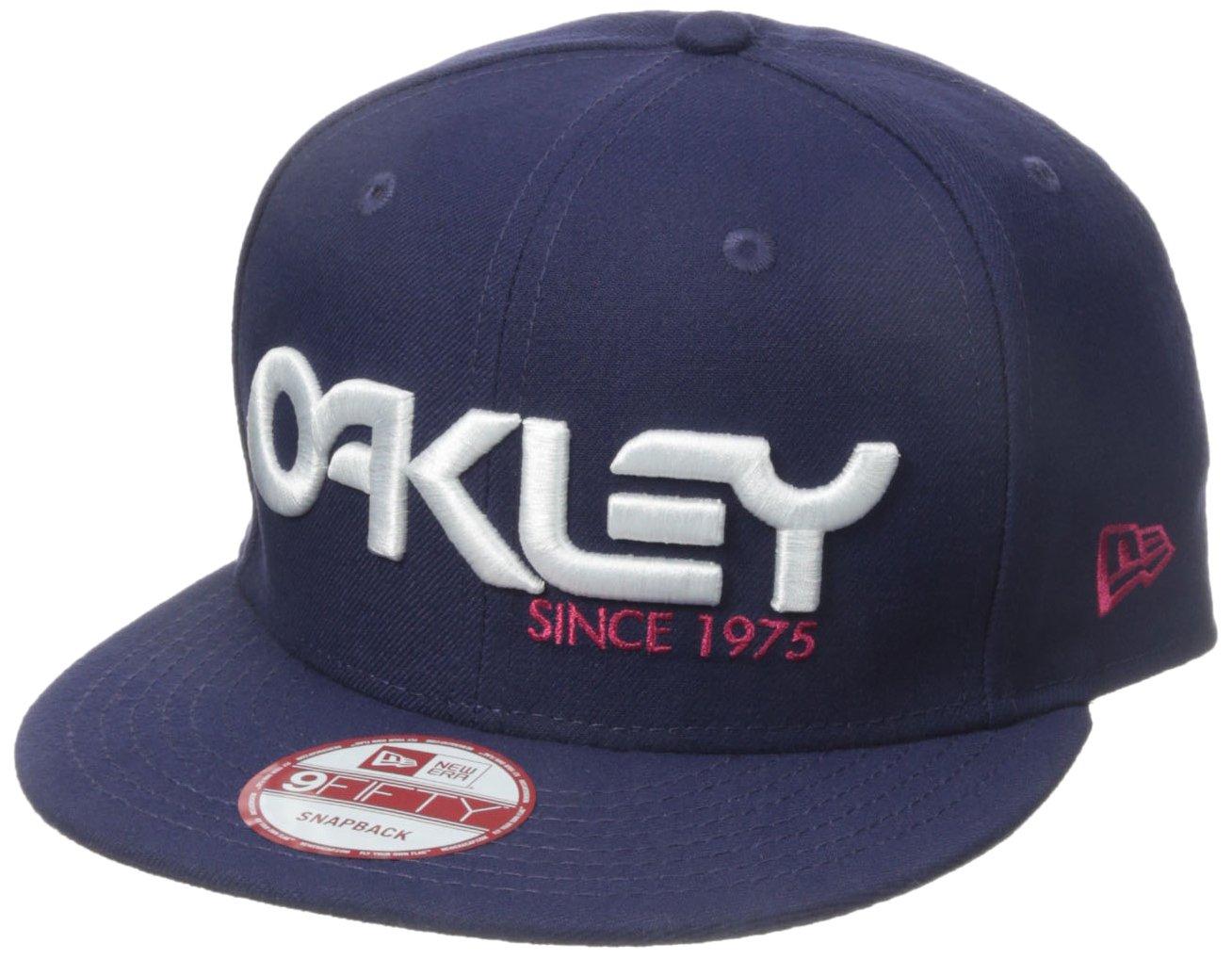 Oakley Men's 75' Snap, Peacoat, One Size