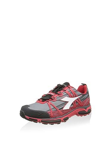 Diadora Race Trail Running Shoe Black Red EU 44 (9.5 UK)  Amazon.co.uk   Shoes   Bags 1fd2b10fd2f