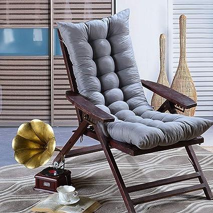 Amazon.com: Cojín antideslizante para silla mecedora, cojín ...