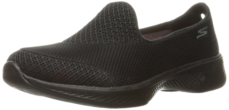 Skechers Performance Women's Go Walk 4 Propel Walking Shoe B01IIZI8OI 10.5 B(M) US|Black