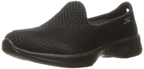 872acf636ee Skechers Performance Mujer Go Walk 4 Propel Zapato de Senderismo ...