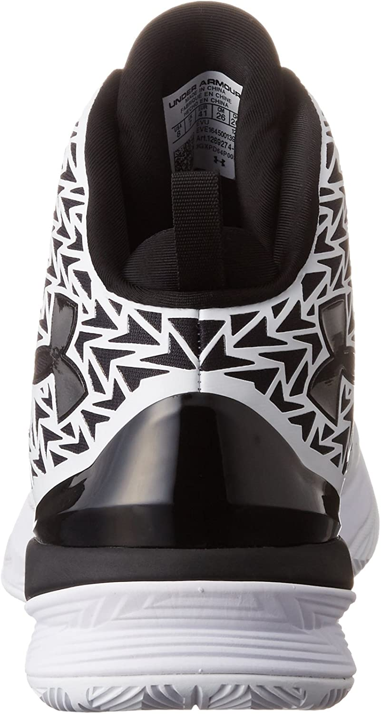 Under Armour Mens UA Clutchfit Drive 3 Basketball Shoes