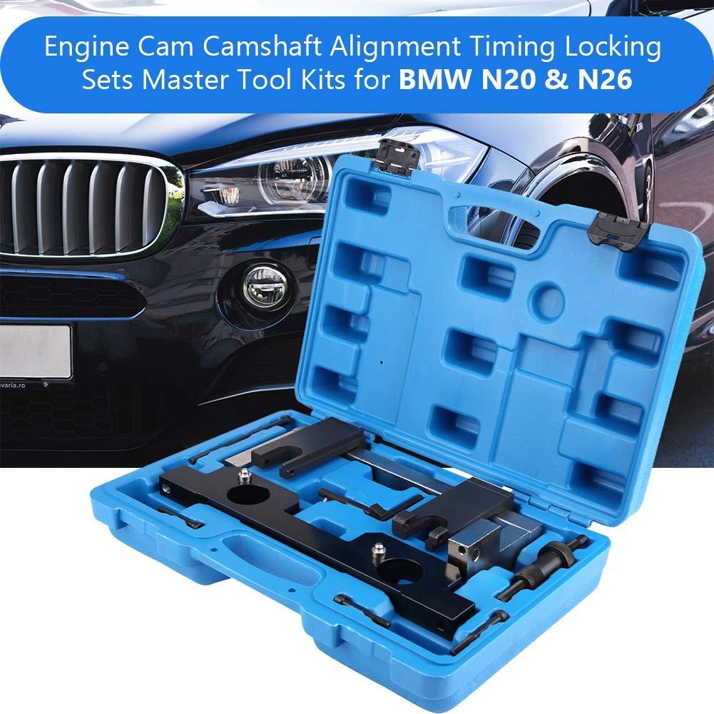 Amazon.com: Yosoo Engine Timing Locking Tool Kit Cam Camshaft Alignment Tool Kits for BMW N20 & N26: Automotive