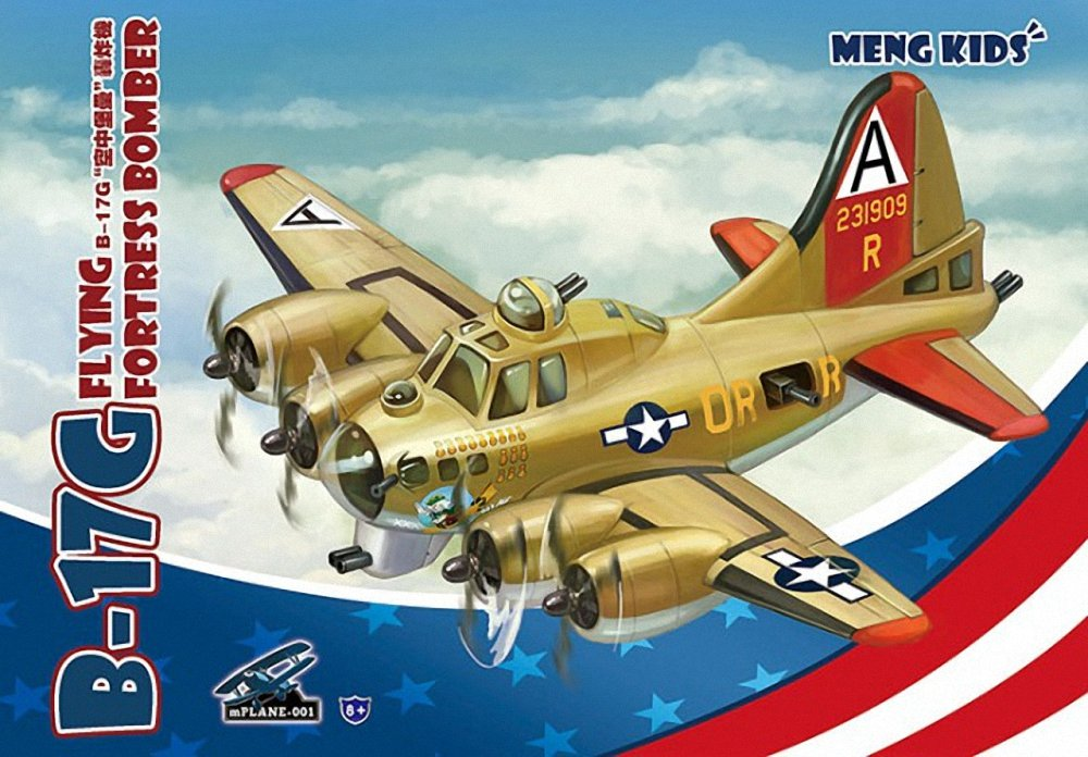 Meng B-17G Flying Fortress Kids'