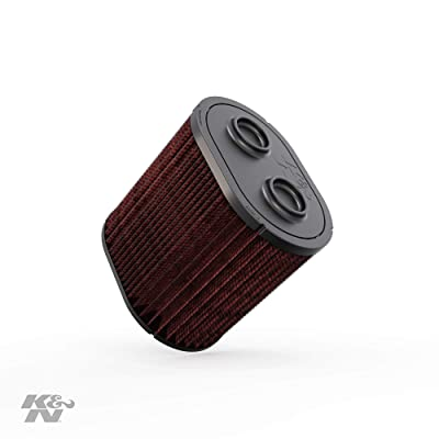 K&N Engine Air Filter: High Performance, Premium, Washable, Replacement Filter: 2020-2020 Ford Truck Super Duty V8 (F250, F350, F450, F550), E-0644: Automotive