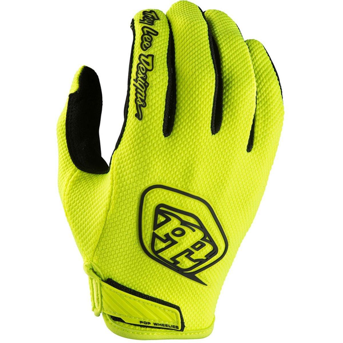 Troy Lee Designs Air - Gants - jaune/noir Modè le S 2017 gants velo hiver