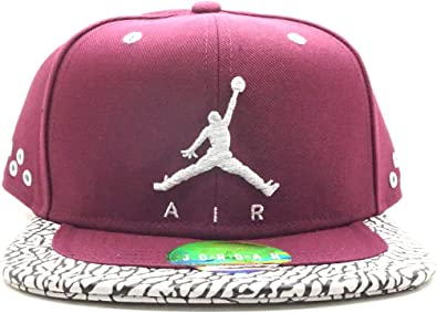 Nike Gorra Jordan Jumpman Air – 642093 – 637: Amazon.es: Zapatos y ...