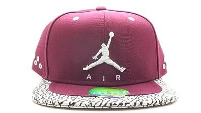 Nike Gorra Jordan Jumpman Air - 642093 - 637: Amazon.es: Zapatos y complementos