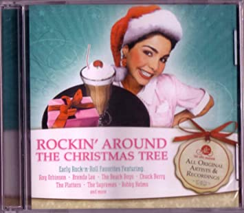 Brenda Lee Rockin Around The Christmas Tree Lyrics.Rockin Around The Christmas Tree Early Rock N Roll Favorites Cd