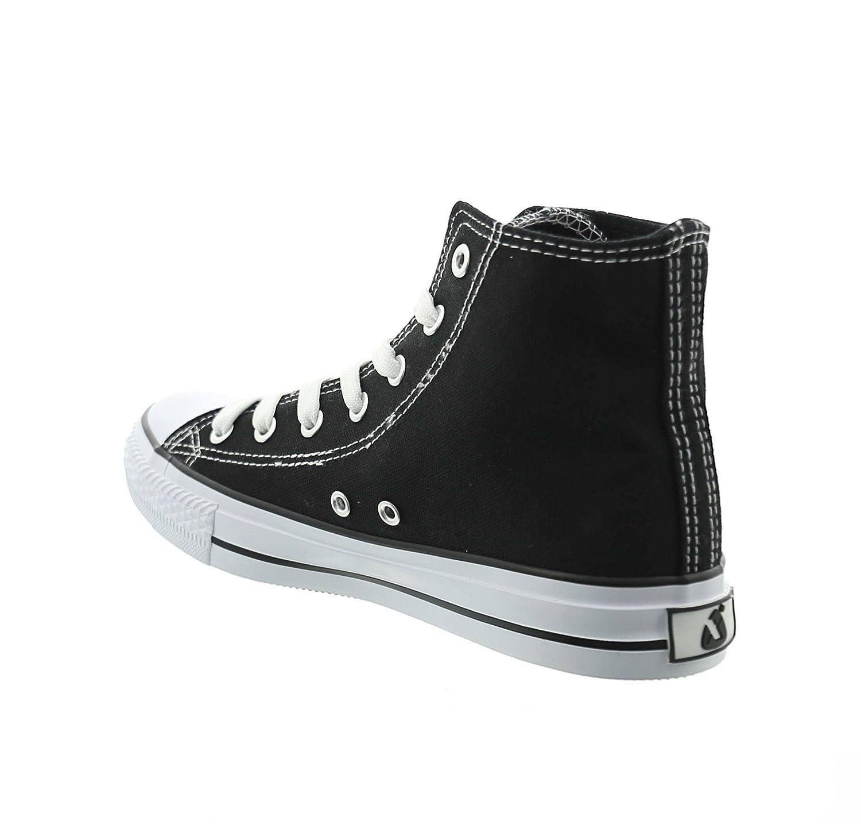 Jumex - Zapatillas para hombre, color negro, talla 42