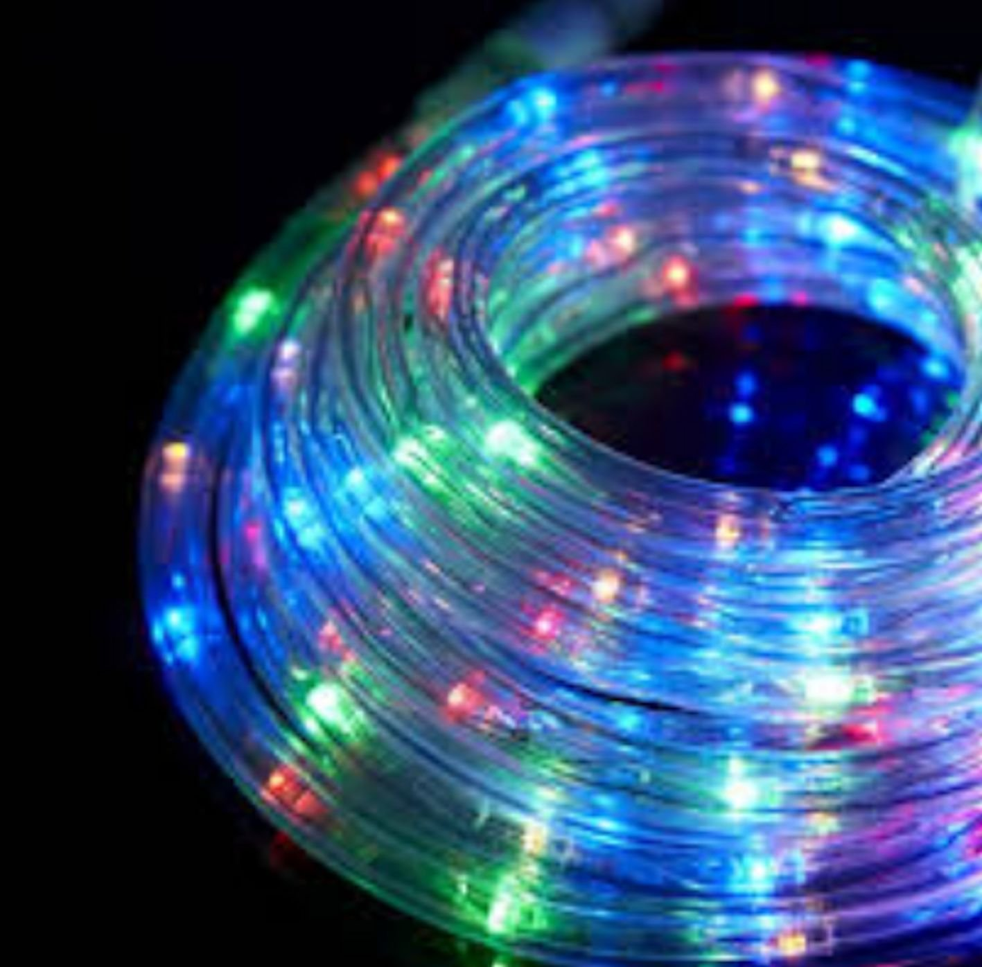 the latest 86422 e7a97 Ex-Pro® 15m Static Super Bright Multi Coloured Rope light