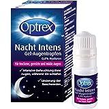Optrex Nacht Intens Gel Augentropfen, 10 ml