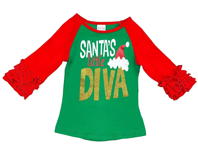 Angeline 12 SHIRT ベビーガールズ B07L3GH1YF Little Diva 12 12 - 18 Diva Months 12 - 18 Months|Little Diva, ニシイヤヤマソン:293409a0 --- itxassou.fr