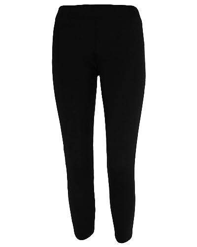 Pantalón Negro Lea-Hot