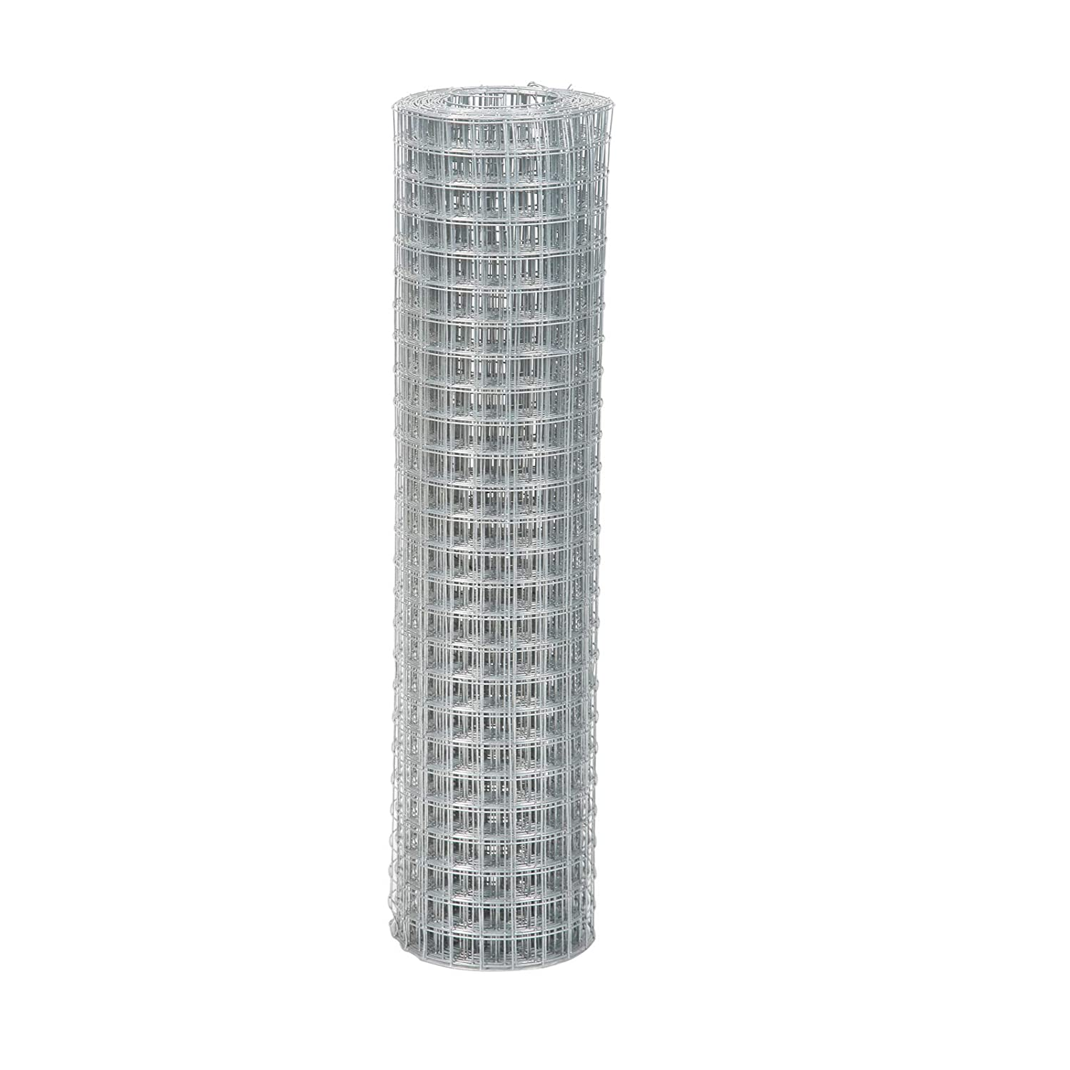 24 36 48 Galvanized Welded Wire Mesh Hardware Cloth Safeguard Fencing 1//2inch 24in100ft