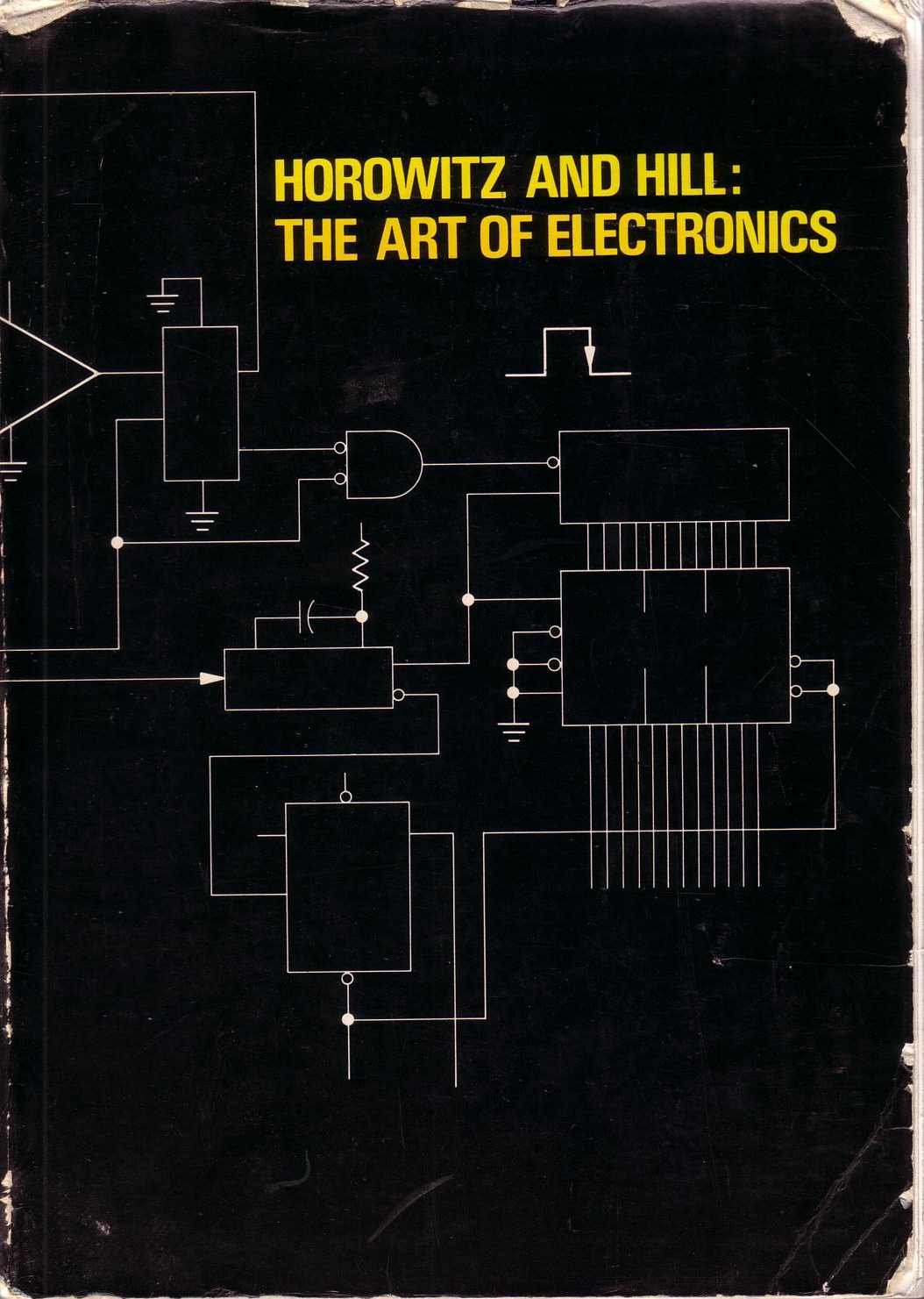 Art Of Electronics Paul Horowitz Winfield Hill Ua741 Op Amp Diagram As Well Circuits Ex Les Problems Fremdsprachige Bcher