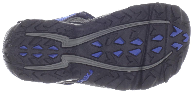 Teva Tanza Tanza C's - K - Sandalias para niños, color Azul (olympian blue 526), talla 26(8 UK)