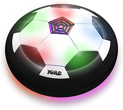 Single Indoor and Outdoor Toys Age 2 3 4 5 6 7 8 9,Educational Holiday Birthday Festival Gift for Toddlers Girls Kids Boys Age 2+ Hover Ball for Kids YOHE Gifts Boy Toys for 2-12 Year Old Boys