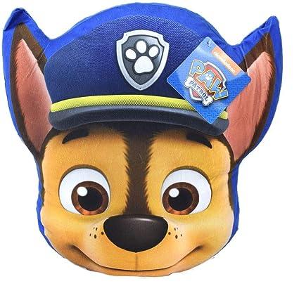 Disney Pat Patrulla cojín Forma Chase - Azul Marino ...