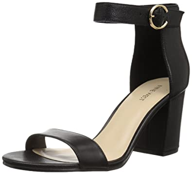bf9941cba8cfc Nine West Women s Gary Heeled Sandal