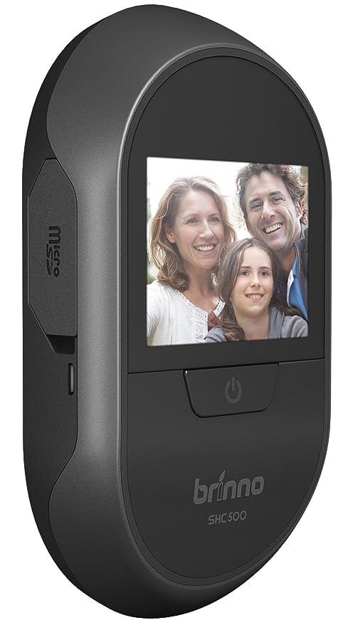 Brinno SHC500 14 - Digital Door Viewers (1,4 cm, Negro, 4