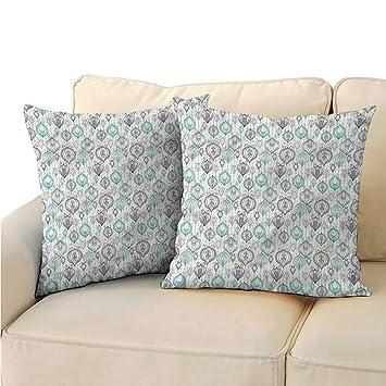 Amazon.com: Godves - Funda de almohada de doble cara con ...