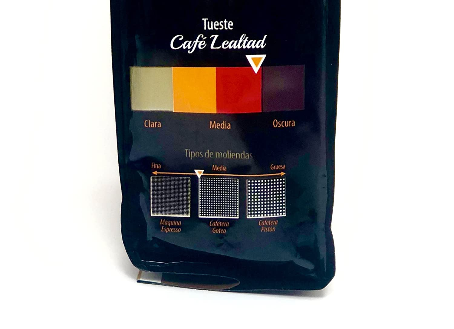 Amazon.com : Cafe Lealtad, 100% Arabica Ground Coffee, 8 Ounce : Grocery & Gourmet Food
