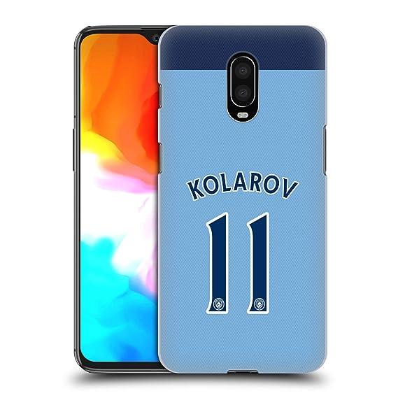 Amazon com: Official Manchester City Man City FC Kolarov Player Home