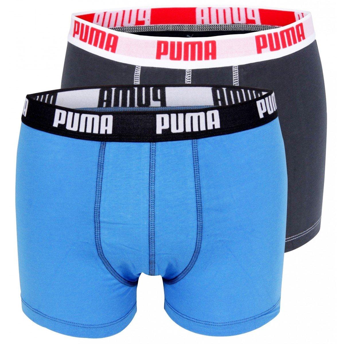 Puma Herren Boxershorts Basic 2er Pack