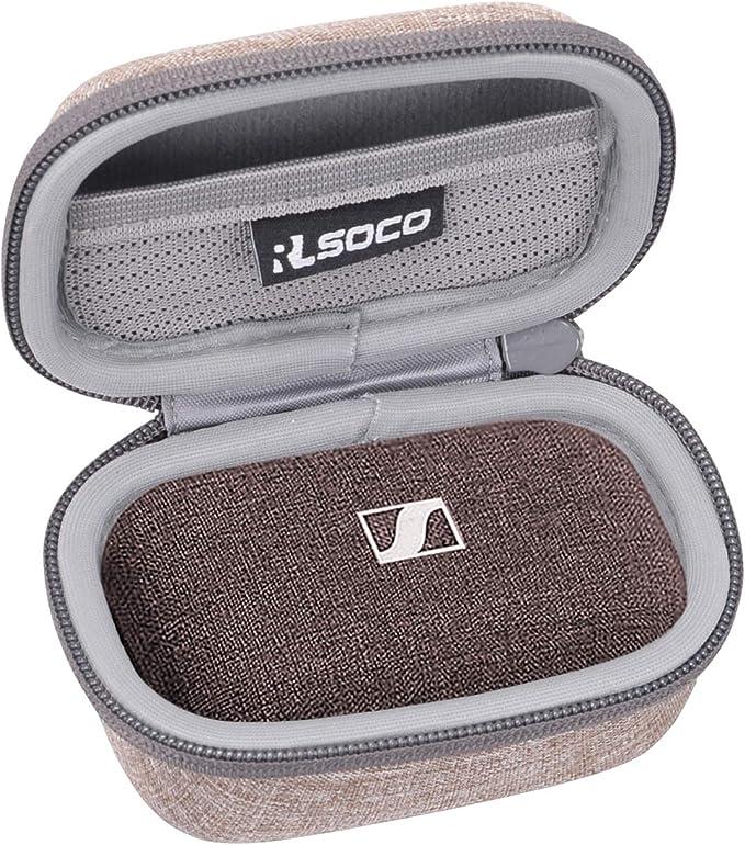 Rlsoco Tasche Für Sennheiser Momentum True Wireless 2 Elektronik