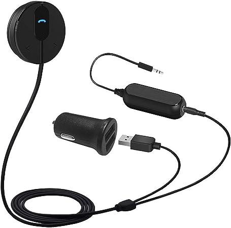 Besign Bluetooth 4 1 Hands Free Kit Bluetooth Receiver Elektronik