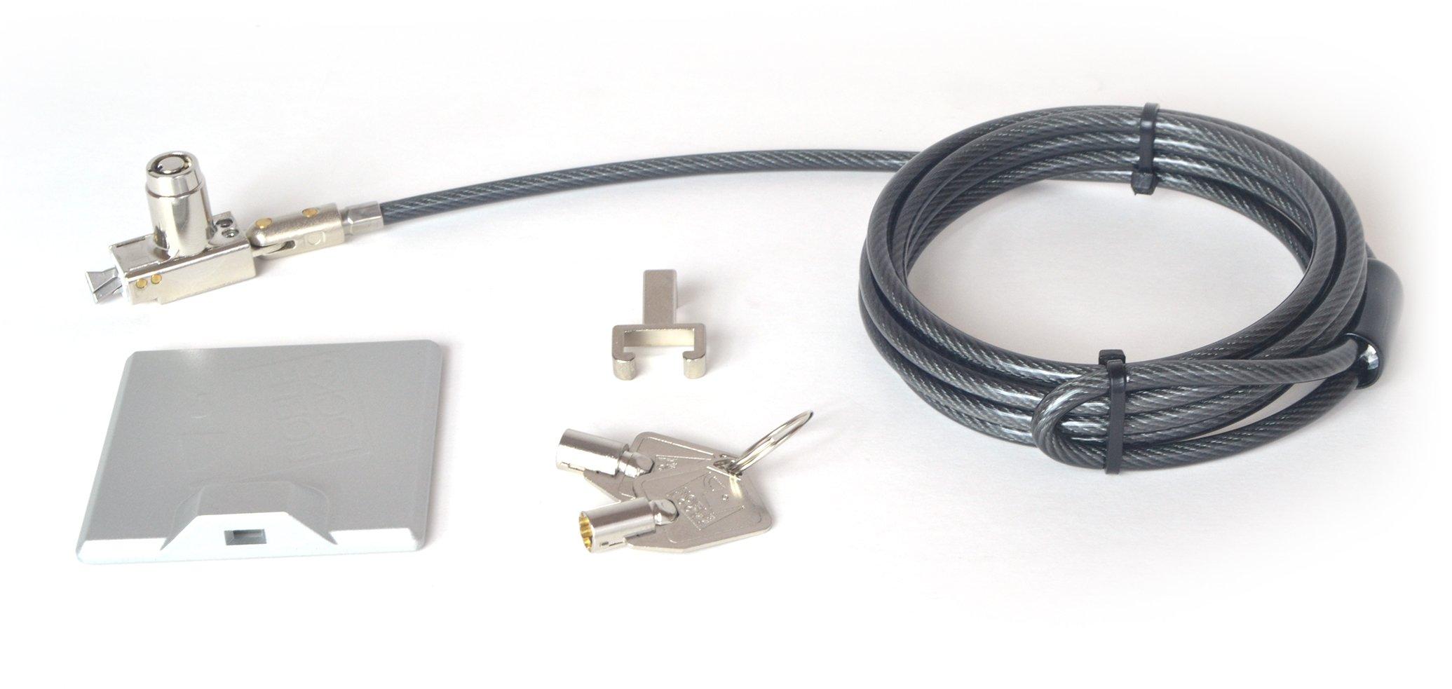 Noble Locks TZ54 Universal Compact Wedge Lock Kit. by Noble Locks (Image #1)