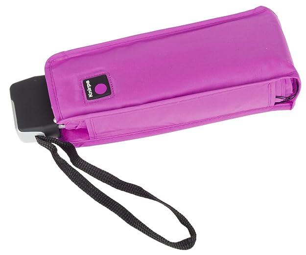 Knirps Y1 89-870 Regenschirm unifarben lila: Amazon.de: Schuhe & Handtaschen