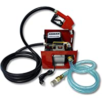 Bomba autocebante para Bio Diesel y gasóleo 230V/550W