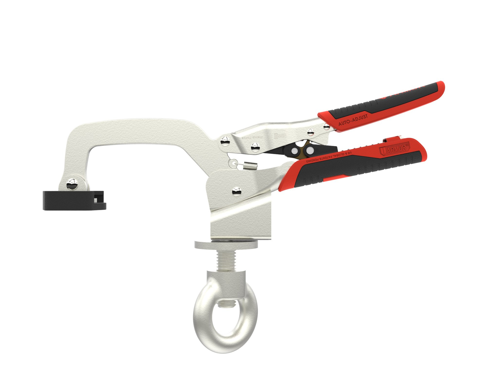 Armor-Tool 3DP-70 Auto Adjust Drill Press/Bench Clamp, 3''