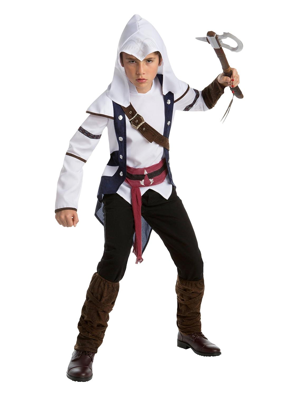 Disfraz Connor clásico Assassin s creed Adolescente 12-14 años (152 164)   Amazon.es  Juguetes y juegos 4c72b291d7ef