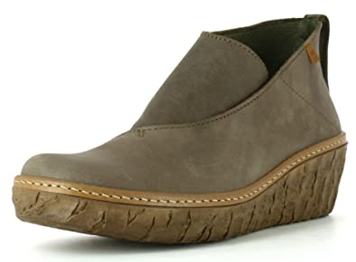 Ng52 Soft Grain Yggdrasil, Bottes Et Bottines Indiennes Femme, Marron (Brown), 41 EUEl Naturalista