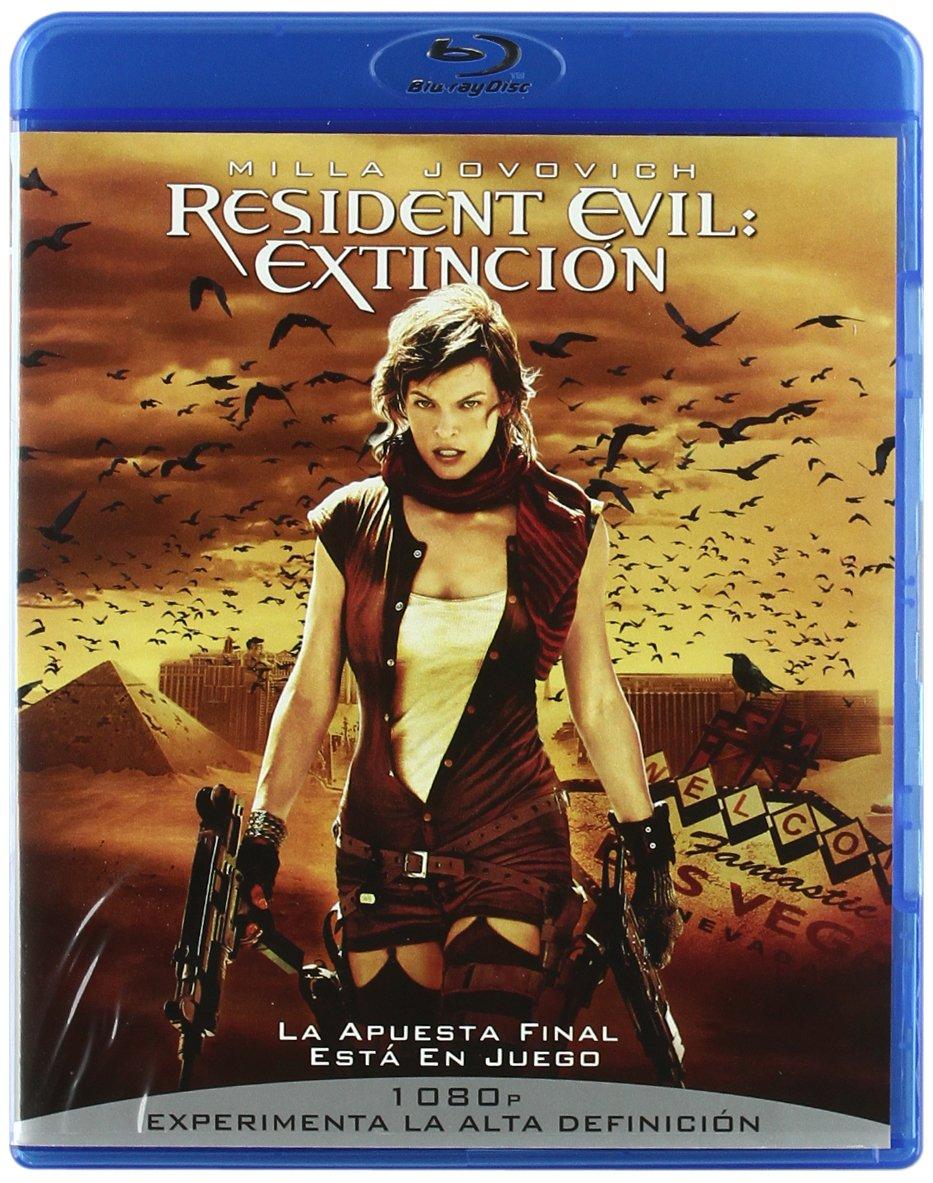 Resident Evil 3: Extinción - Bd [Blu-ray]: Amazon.es: Ashanti, Ali Larter, Iain Glen, Milla Jovovich, Christopher Egan, Oded Fehr, Varios, Russell Mulcahy, Ashanti, Ali Larter: Cine y Series TV