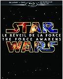 Star Wars: Le Réveil de la Force [Blu-ray + DVD + HD numérique]  (Bilingual)