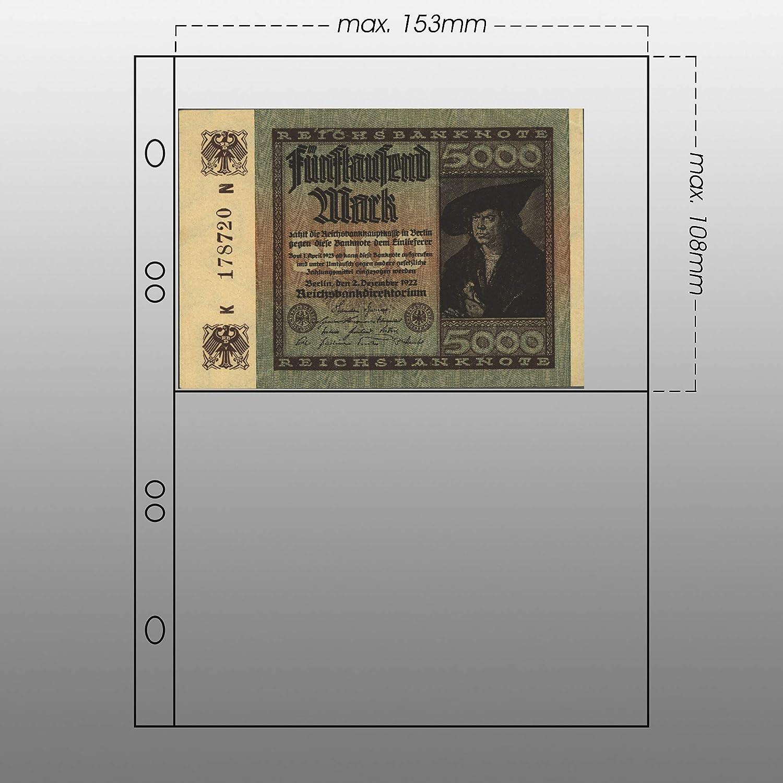 Prophila 100 Postcards Sheets