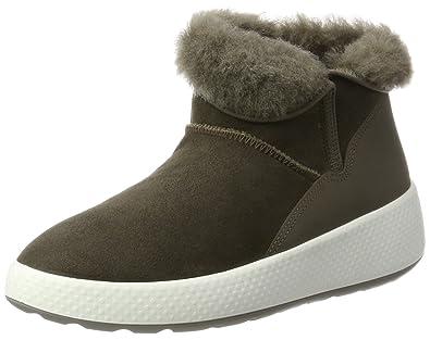 Ecco Damen Ukiuk Schneestiefel: : Schuhe & Handtaschen
