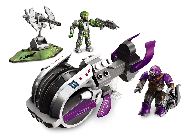 Mega Bloks Halo Wars Covenant Brute Chopper Mega Brands 96845 411942