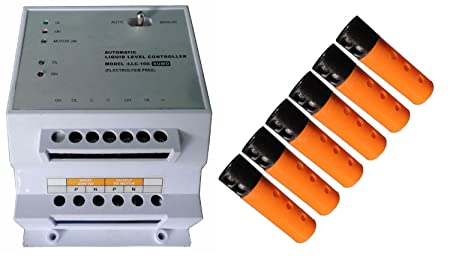 Automatic Water Level Controller, Water Level Sensor For Mono Block Pump Sets Operated By Switch Mcb