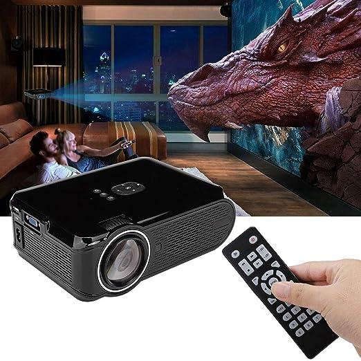 Estink Video Proyector Portátil Vídeo 1080P Soporte para cine en ...