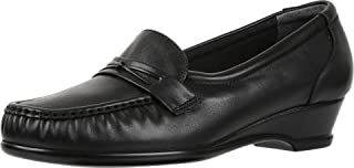 product image for SAS Women's Easier Black Shoes (8 (N) Narrow, Black)