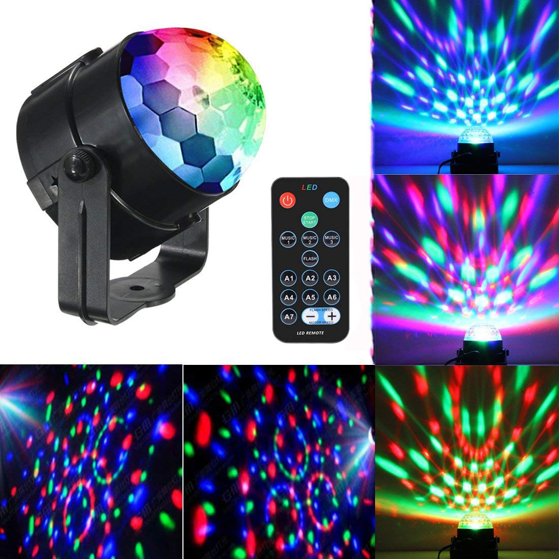 Jewelry & Watches Aspiring Led Moving Head Lighting Fixture For Parties And Events