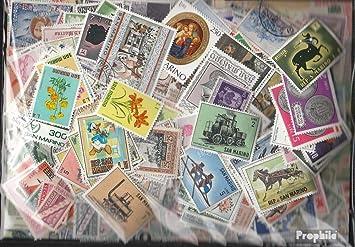Prophila Collection San Marino 700 Diferentes Sellos (Sellos para los coleccionistas): Amazon.es: Juguetes y juegos