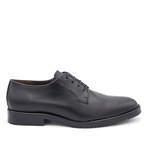 Castellanisimos Zapatos De Cordones Negro Eu 43 B1ABB6e
